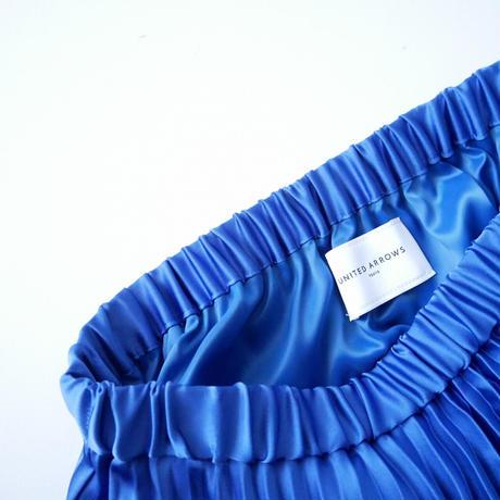 2020 未使用 / UNITED ARROWS / UWCS アコーディオン プリーツスカート /  2012-0578