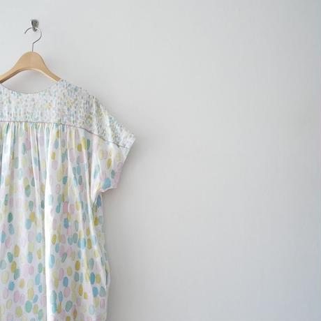 2018SS未使用 / mina perhonen ドレス jellybeans 1908-0454