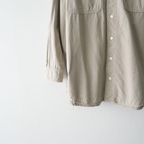2020SS  / REMI RELIEF / Chambray シャツ / L'Appartement別注 2104-0220