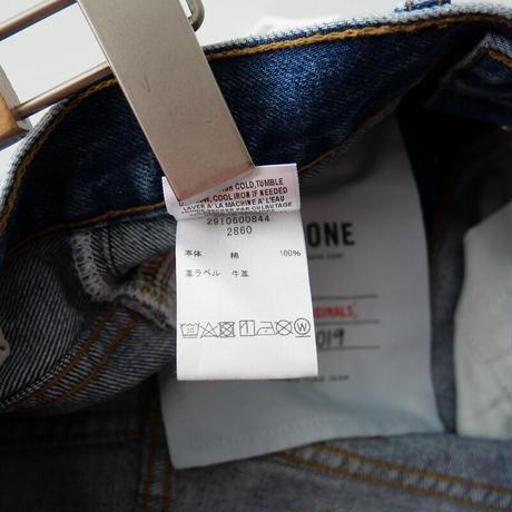 RE/DONE / ハイウエストデニム / Ron Herman購入品 2011-0451