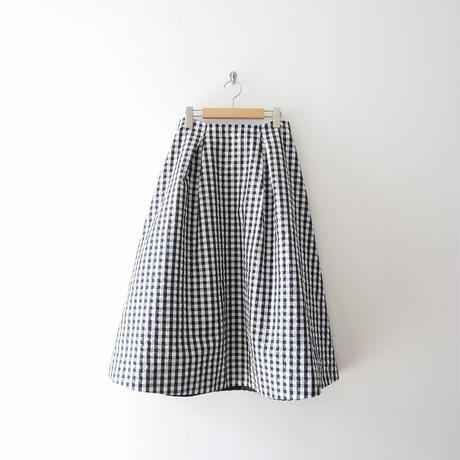 2018 / IENA ギンガムスカート 1908-0827