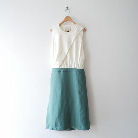 2019SS / MAISON SPECIAL セパレートレイヤードドレス 1908-0275