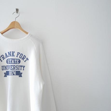 2019未使用 / AP STUDIO別注  GOOD ROCK SPEED スウェット FRANKF ウラケロン TEE 1908-0677