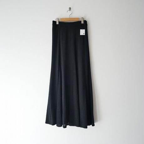 2019AW  / Plage / loop yarn mermaid スカート /  2012-0494