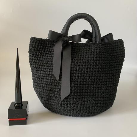裂き編みバッグ*マルシェょサイズ