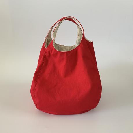 帆布のカジュアルバッグ