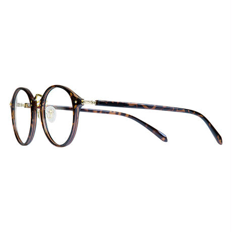 RET001ROBT リトリーブ ラウンド 【COLOR】ブラウン   ROUND -LIGHTER BROWN TORTOISESHELL -