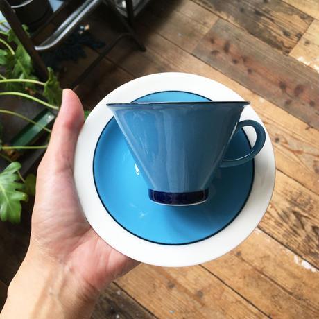 arabia harlekin cup saucer