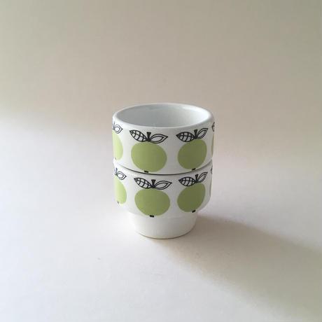 arabia omena egg holder  green apple