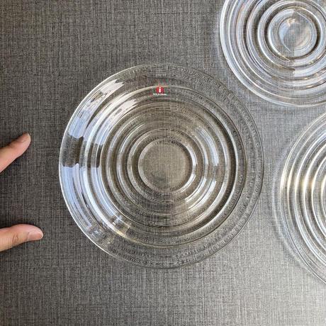 aino aalto  glass plate 20cm