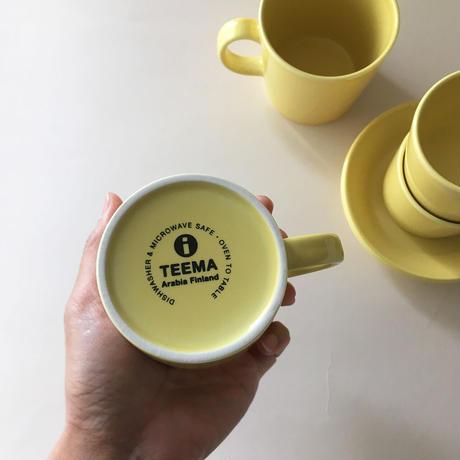teema mug yellow iittala
