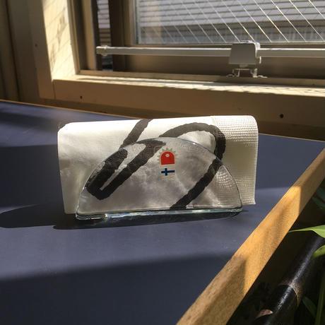 Humppila   paper napkin holder Finland