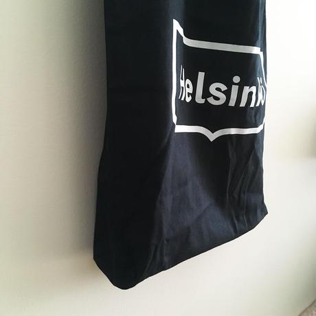 Finland Helsinki logo bag