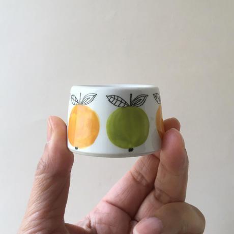 arabia omena egg holder  apple