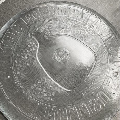 Finland riihimaki big plate 35.5cm