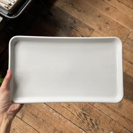 arabia  soma platter  35cm  blue