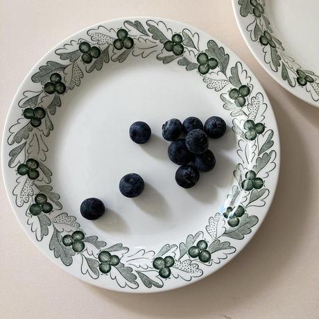 sweden Rörstrand Eklöv  plate 18cm