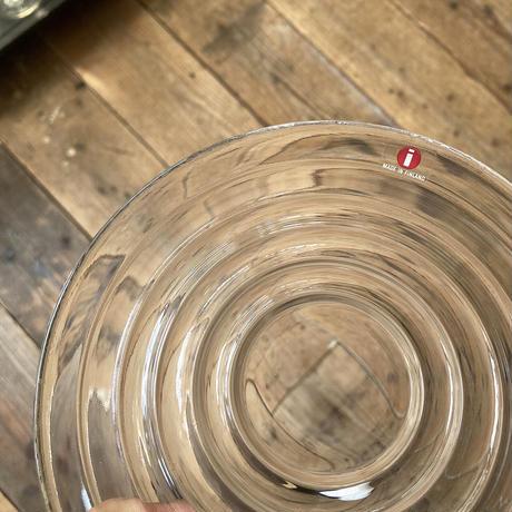 aino aalto  glass plate 15.5cm