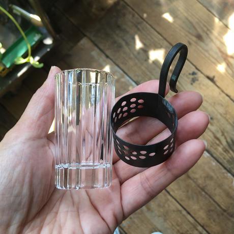 Spektro tumbler shot with holder arabia