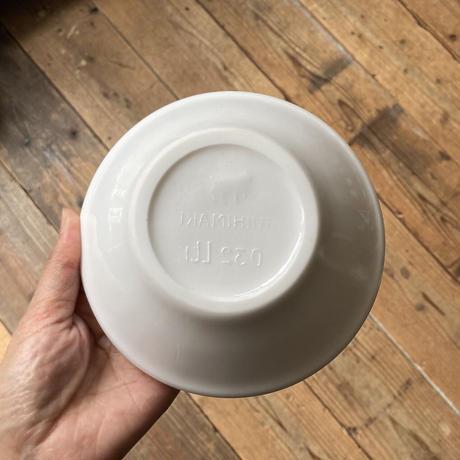 Finland riihimaki  bowl  0.32L white