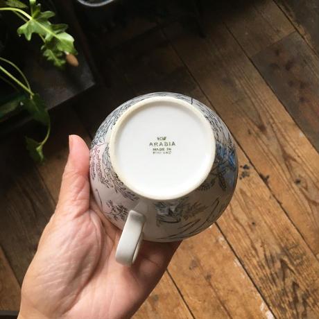 arabia  tea cup Timjami