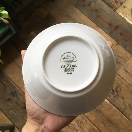 arabia kilta bowl white