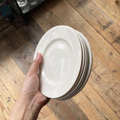 arabia  plate  cream 16cm