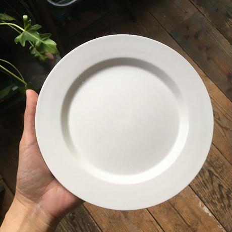 arabia white plate20cm