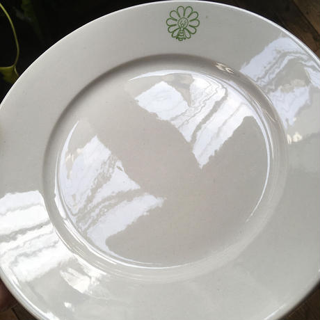 arabia logo plate 23.5cm 協同組合協会