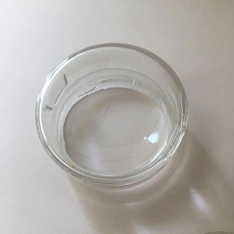 Finland iittala glass jar 125ml