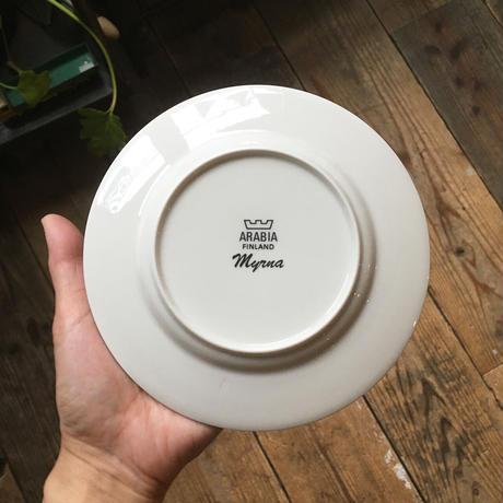 arabia myrna  plate