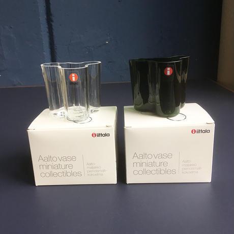 alvar aalto collection mini vase green