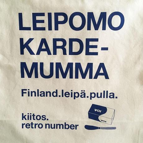 Leipomo Kardemumma original bag navy