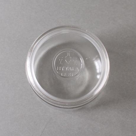 Finland iittala glass jar 500ml