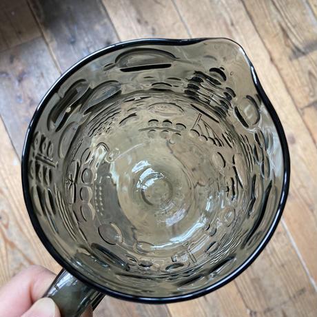 frutta pitcher gray
