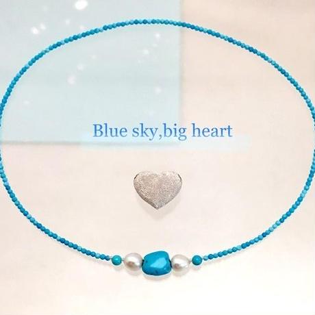 Blue sky,big heart(ブルースカイ、ビッグハート)