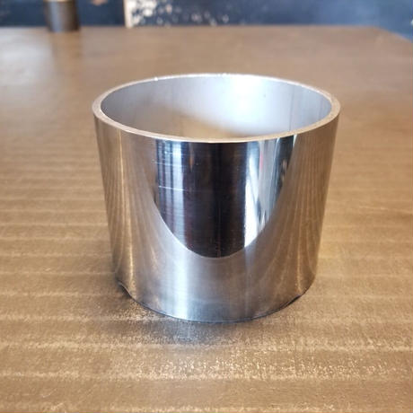 POTAL STAINLESS POT POLISHED 隆天銘入り