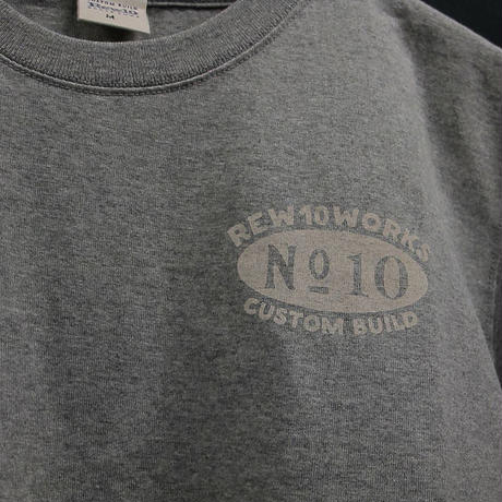 Rew10 CUSTOM BUILD TEE