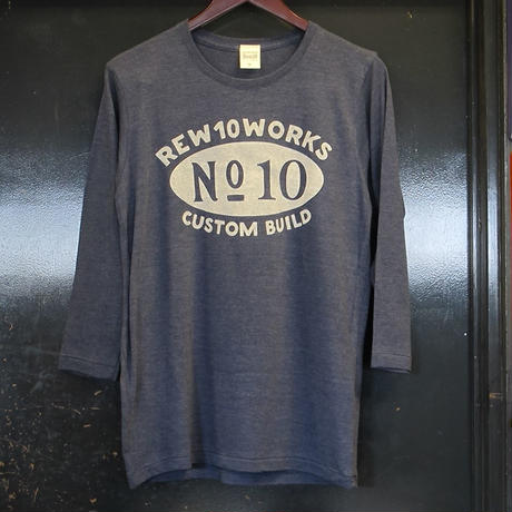 Rew10 Custom Build TEE 4/5sleeve