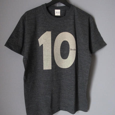 REW10 No.10 T-SHIRTS ( 5.6oz)