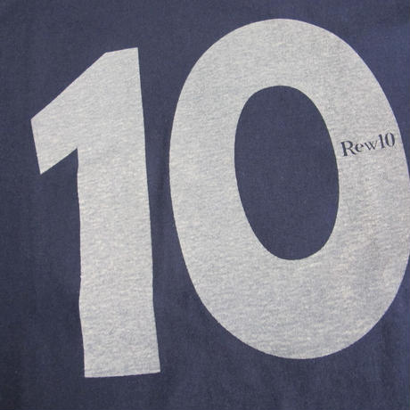 REW10 No.10 T-SHIRTS ( 6.2oz)