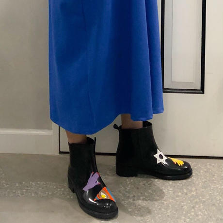 unique design rain boots