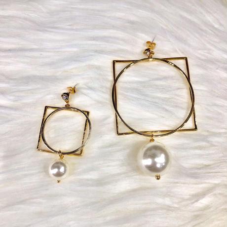 big motif pierce (gold)