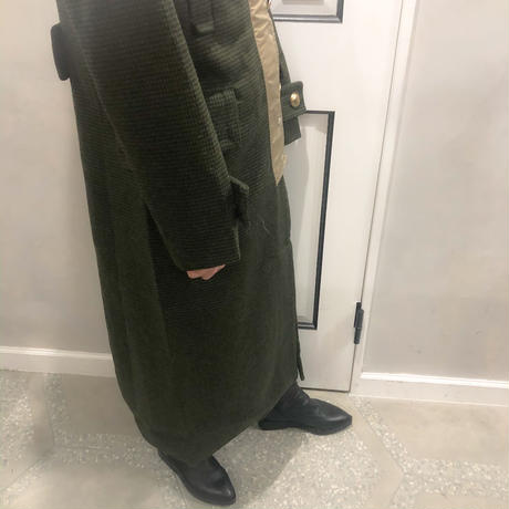 Napoléon design long coat