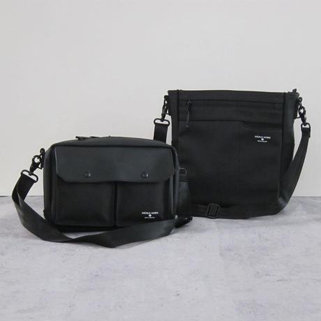 PROTECT MINI SHOULDER BAG / BLACK