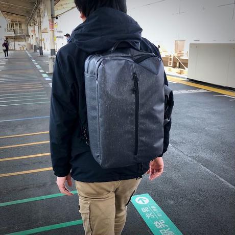 ATTIVO 3WAY BAG / BLACK