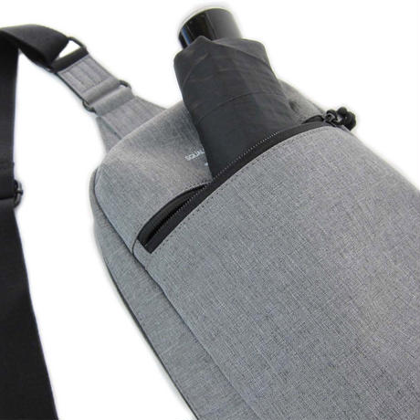 MODESTO SIMPLE SLING PACK / GRAY