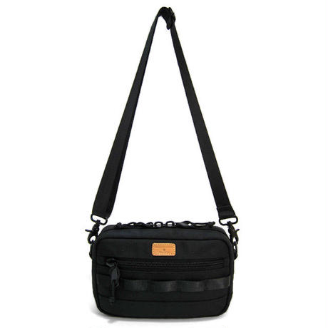BELO MINI SHOULDER BAG / BLACK