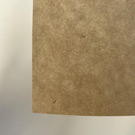 百草 二ツ折カード 文庫紙<10枚入り>