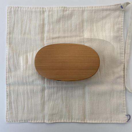 百草 紐つき袱紗(ループ付き)